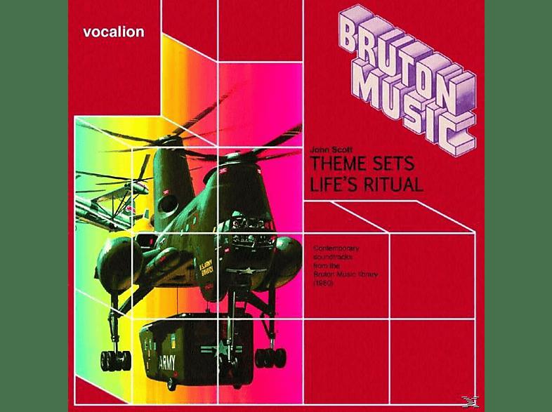 John Scott - Bruton Music: Theme Sets & Life's [CD]