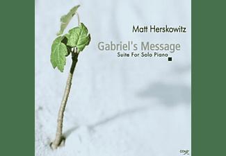 Matt Herskowitz - Gabriel's Message  - (CD)