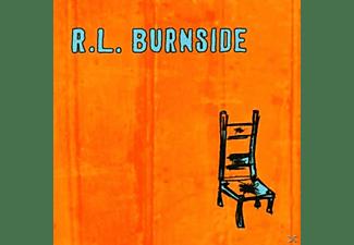 R.L. Burnside - Wish I Was In Heaven Sitting Down  - (CD)