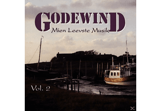 Godewind - Mien Leevste Musik-Vol.2  - (CD)