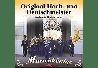 Original Hoch- Und Deutschmeister - MARSCHKÖNIGE  - (CD)