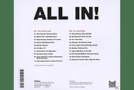 VARIOUS - ALL IN! 10 YEARS POKERFLAT [CD]