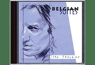 Paduart,Ivan/Malach,B./Van de Geyn,Hein/ - BELGIAN SUITES  - (CD)