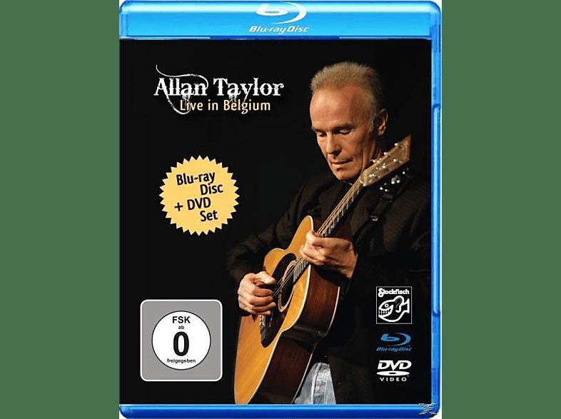 Allan Taylor - Live In Belgium [Blu-ray]