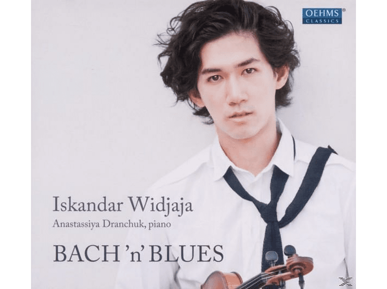 Iskandar Widjaja, Anastassiya Dranchuk - Bach 'n' Blues [CD]
