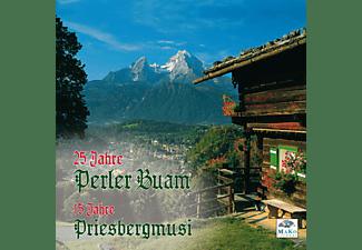 PERLER BUAM/PRIESBERGMUSI - 25 J.Perler Buam/15 J.Priesbergmusi  - (CD)