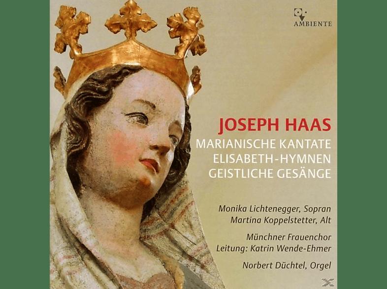 Monika Lichtenegger, Martina Koppelstetter, Norbert Duchtel, Münchner Frauenchor - Marianische Kantate [CD]