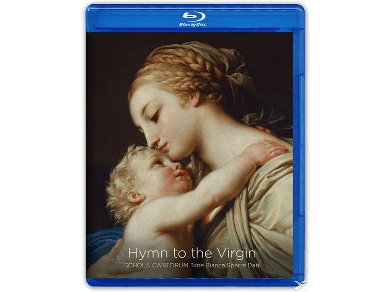 Schola Cantorum - Hymn to the Virgin [Blu-ray Audio]