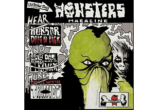 The Monsters - The Hunch - (LP + Bonus-CD)