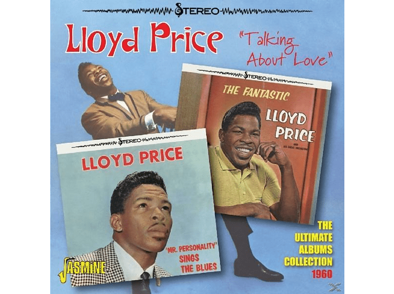 Lloyd Price - Talking About Love [CD]