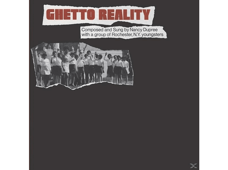 Nancy -& The Ghetto Reality Youngsters- Dupree - Ghetto Reality [Vinyl]