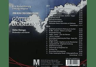 Detlev Eisinger - Götterdämmerung  - (CD)