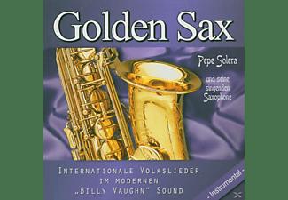 VARIOUS - Golden Sax  - (CD)