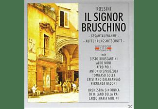 Orch.Sinf.Di Milano Della RAI - Il Signor Bruschino  - (CD)