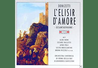Orch.Sinfon.Di Roma Della RAI - L'elisir D'amore  - (CD)