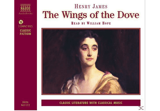 The Wings Of The Dove - 3 CD - Literatur/Klassiker