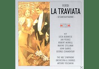 Nbc Symphony Orchestra & Chorus - La Traviata  - (CD)