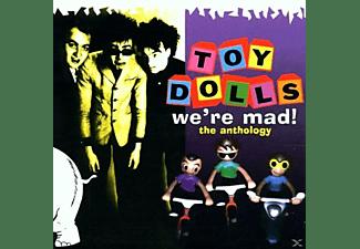 Toy Dolls - We're Mad/Anthology  - (CD)