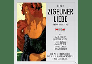 Wiener Kammerchor, Wiener Rundf - Lehar: Zigeunerliebe  - (CD)