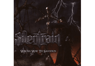 Silentrain - Wrong Way To Salvation - (CD)