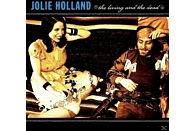 Julie Holland - The Living And The Dead [CD]