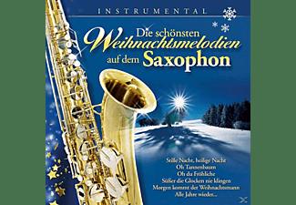 VARIOUS - Die schönsten Weihnachtsmelodien auf dem Saxophon  - (CD)