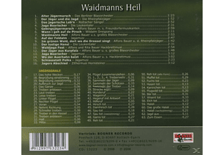 VARIOUS - Waidmanns Heil - Jagdsignale, Märsche Und Lieder  - (CD)