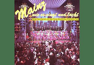 VARIOUS - Mainz Wie Es Singt Und Lacht  - (CD)