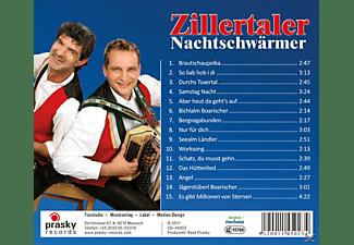 Zillertaler Nachtschwärmer - Aber Heut Da Geht's Auf  - (CD)
