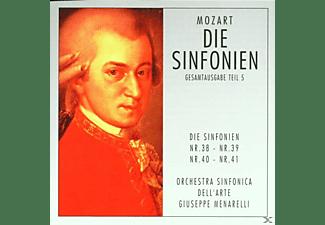Orchestra Sinfonica Dell'arte - Mozart-Die Sinfonien Teil 5  - (CD)