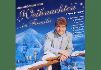 Schöbel,Frank mit Lacasa,Aurora - Am Schönsten Ist Es Weihnachten In Familie  - (CD)