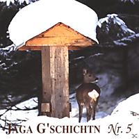 Mader Bascht - Jaga G'schichtn 5 - [CD]