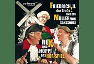 Flügge - Friedrich Ii.Der Grosse Und Der Müller Von Sanssou [CD]