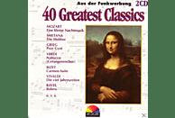 VARIOUS - 40 GREATEST CLASSICS [CD]