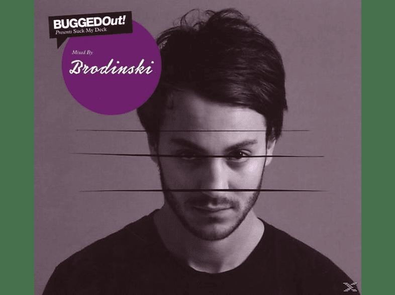 Brodinski - PRESENTS SUCK MY DECK [CD]