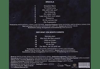 Orchester Des Budapester Opere - Dracula - Der Graf von Monte Christo - Sing Along - Wildhorn  - (CD)