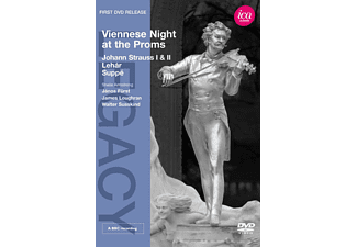 James Laughran/Walter Susskind/janos fürst - Viennese Night At The Bbc Proms  - (DVD)