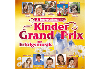VARIOUS - 3. Internationaler Kinder Grand Prix Der Erfolgsmusik  - (CD)