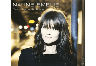 Nanne Emelie - Once Upon A Town  - (CD)