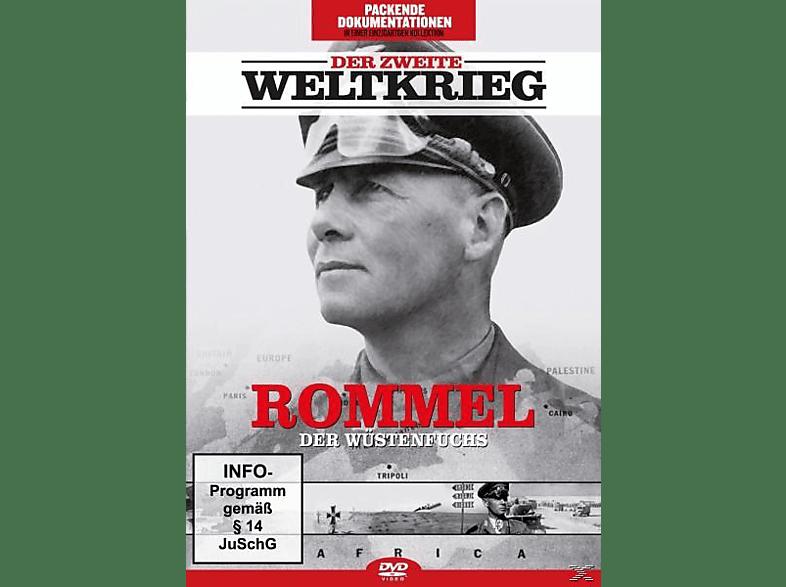 Rommel-Der Wüstenfuchs [DVD]