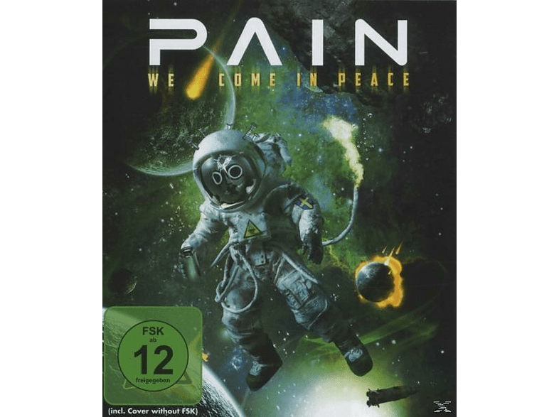 Pain - We Come In Peace [Blu-ray]