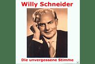 Willy Schneider - Willy Schneider-Die Unvergessene Stimme [CD]
