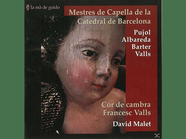 Malet/Cor de Cambra Francesc Valls - Mestres de Capella de la Catedral [CD]