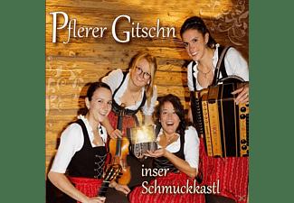Pflerer Gitschn - Inser Schmuckkastl  - (CD)