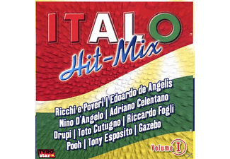 VARIOUS - Italo Hit-Mix Vol.1  - (CD)