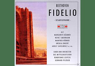 Chor & Orch.Des Mitteldeutschen Rundfunks - Fidelio (Ga)  - (CD)