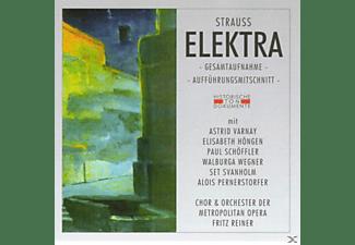 Metropolitan Opera Orchestra & Chorus - Elektra (Ga)  - (CD)
