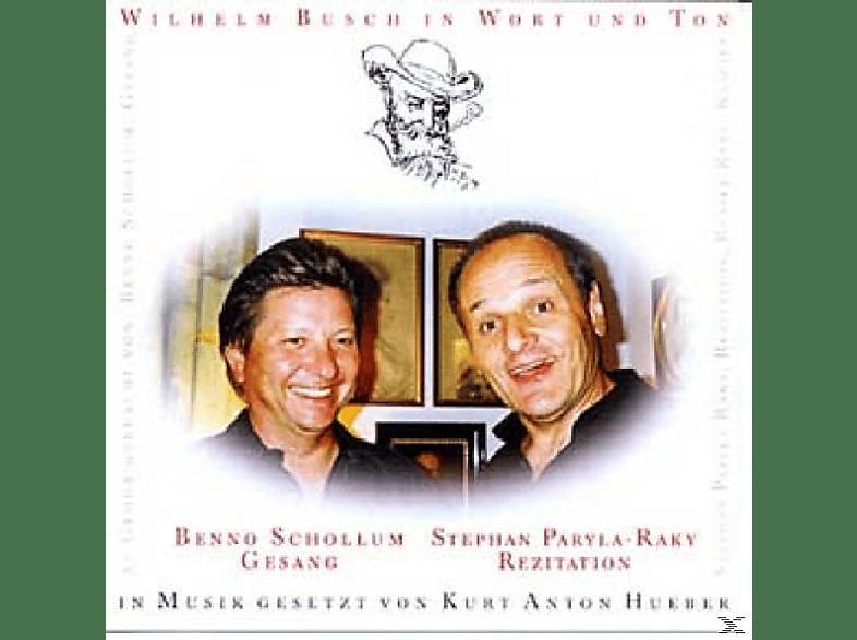 Schollum/Paryla-Raky - Wilhelm Busch In Wort Und Ton - (CD)