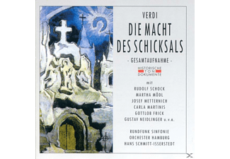 Rundfunk Sinf.Orch.Hamburg - Die Macht Des Schicksals  - (CD)