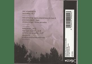 Marc Schmolling, Marc/lillinger/westergaard Schmolling - Live in Berlin vol.1  - (CD)